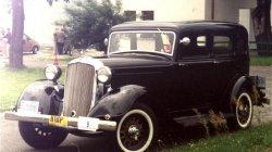 Plymouth Pd de Lux (1933)