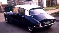 Citroen DS19 (1962)