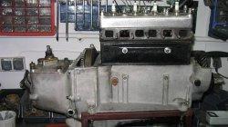 Bantam - silnik