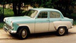 Moskwicz 407 (1961)