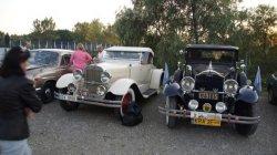 Bielany 2012 XII Międzynarodowy Rajd Pojazdów Zabytkowych
