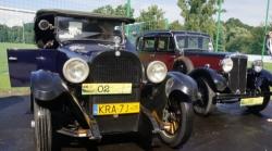 Bielany 2014 - XIV Międzynarodowy Rajd Pojazdów Zabytkowych