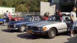 Mercedes W107 380 SL (1982)