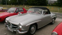 Mercedes 190SL (1957)