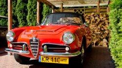 Alfa Romeo Giulia Spider (1963)