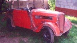 Rosengart LR4N2 Cabrio (1938)