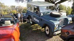 "Land Rover 88 Seria III ""Bocianie Gniazdo"" (1978)"