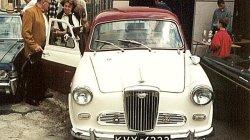 Wolseley Fifteen hundred Mk I (1960)