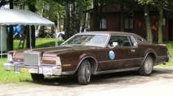 Lincoln Continental Mark IV (1974)