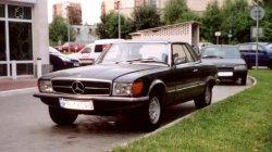 Mercedes 350SLC W107 (1971)