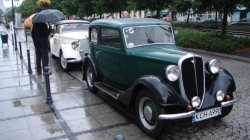 Polski Fiat 508 III Junak (1935)