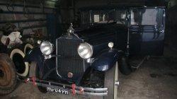 Prace nad Packardem