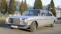 Mercedes W115 Lang Pullman 7 person (1973)
