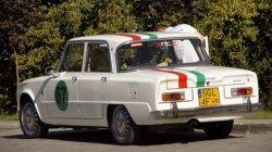 Alfa Romeo Giulia (1967)