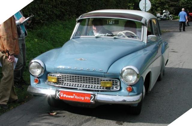 Wartburg 1000 de Lux (1963)
