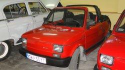 Wystawa kolekcji samochodów z okresu PRL