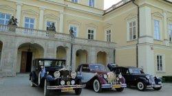 XXV Lubelski Rajd Pojazdów Zabytkowych Puławy 2011