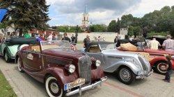 XXXV Międzynarodowy Beskidzki Rajd Pojazdów Zabytkowych 2012 - zdjęcia Ewgienij Kraws