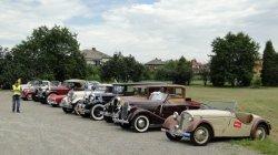 XXXV Międzynarodowy Beskidzki Rajd Pojazdów Zabytkowych 2012